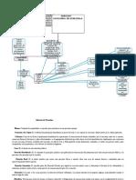 Mapa Conceptual y Glosario de Terminos