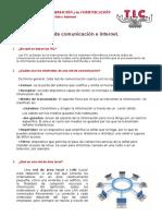 UD3 Redes de comunicación e internet