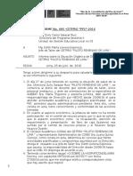 Oficio No. 145-2016 Especialista Trigueros