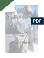 DBMiddleEarth Thane Maxwell