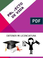Proyecto de Vida - Indira Mejia