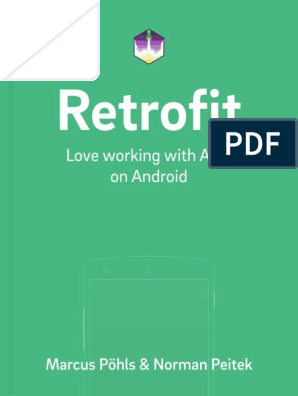 Leanpub retrofit love Working with APIs on Android
