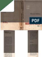 Dolléans, Édouard - Historia Del Movimiento Obrero. Tomo I, Eudeba, 1962