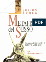 Julius Evola-Metafisica Del Sesso-Edizioni Mediterranee (1999)