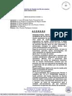 Jurisprudência - Concorrência de Culpa - Cível - 01 - TJRJ