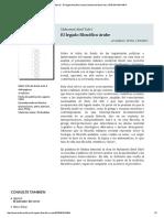 Trotta Editorial - El Legado Filosófico Árabe _ Mohamed Abed Yabri _ 978-84-8164-449-4