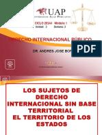 Derecho Internacional Publico Semana 3
