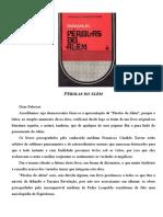 Chico Xavier - Livro 045 - Ano 1952 - Perolas do alem.doc