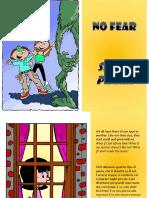 Senza Paura - No Fear