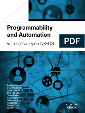 k7n28 Programming and Automating cisco networks | Linux