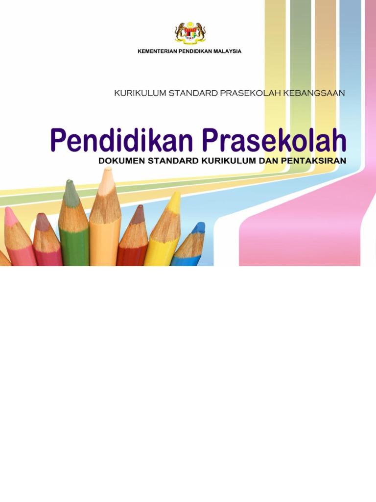 kurikulum standard prasekolah kebangsaan 2017  2  pdf