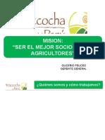 Wiraccocha Peru Glicerio Felices