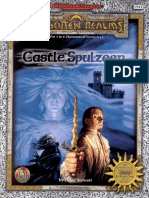 Adventure - Forgotten Realms - Castle Spulzeer (Lvl 8-12)