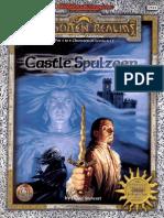 Adventure - Forgotten Realms - Castle Spulzeer (Lvl 8-12)