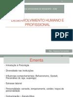 Desenvolvimento Humano - Slides (1)
