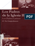 Campenhausen Hans, Von - Los Padres De La Iglesia 2 - Los Padres Latinos.pdf