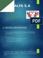 Diapositivas Caso Alfa S.a.