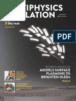 IEEE Spectrum Multiphysics Simulation-2016