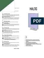 Manual Halos RO