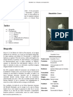 Benedetto Croce - Wikipedia, La Enciclopedia Libre