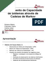 Minicurso sobre Cadeias Markov - ERCEMAPI 2011