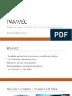 Apresentação PAMVEC