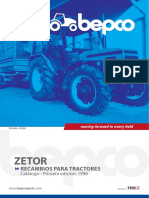 manual repuestos Zetor
