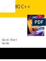 Turbo C++ Quick Start Guide