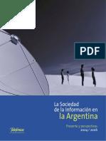 La Sociedad de La Informacion en La Argentina, Parte 1