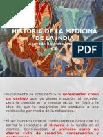 Historia de La Medicina de La India