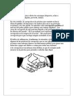 Corrupción en Mexico