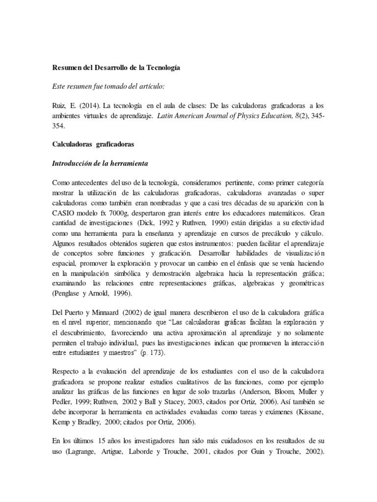 Excepcional Resume Tecnología Bosquejo - Colección De Plantillas De ...