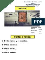 17.- Otitis Media, Etio
