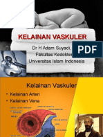 Vascular Disorder As dr uii