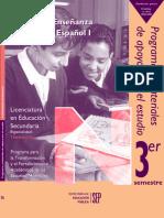 2 La Enseñanza Del Español i
