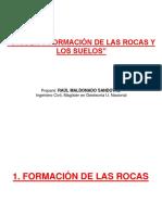 Origen y Formacion de Las Rocas y Los s (1)