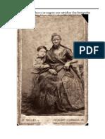 Sandra Koutsoukos e Os Negros Nos Estúdios Dos Fotógrafos