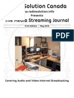 The Media Streaming Journal May 2015
