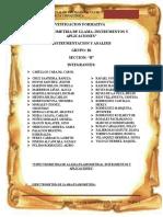 Investigacion Formativa Espectrometria Instrumental