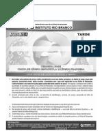 Examen Español 2014