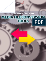 The Mega Guide to Media File Conversion Tools in Windows