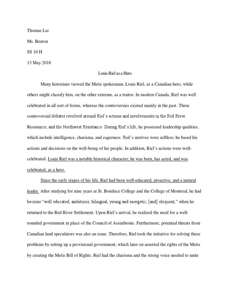 A Level English Essay  Healthy Eating Habits Essay also Research Paper Essay Louis Riel Essay  Canada  Politics Diwali Essay In English