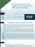 Analisis KD