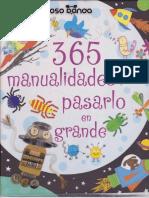 365 Manualidades creativas