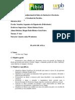 Plano de Aula as Duas Eras Vargasbiagio Italo