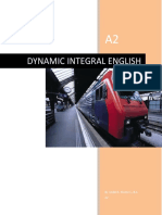 Dynamic Integral English A2