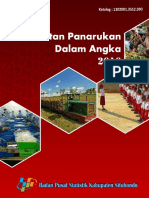 Kecamatan Panarukan Dalam Angka 2016