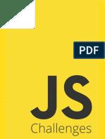 Javascript Challenges Book