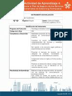 Ie - Evidencia 6 - Cuestionario