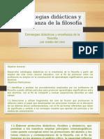 Estrategias didácticas y enseñanza de la filosofía.pptx